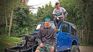 Rebuilding A Wrecked Jeep Rubicon Part 15