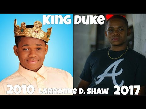 Pair of Kings Then And Now 2017