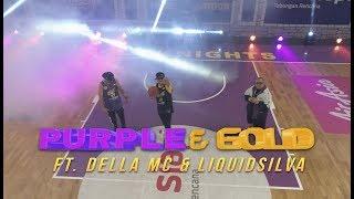 SAYKOJI - PURPLE & GOLD (feat. Della MC & Liquidsilva)