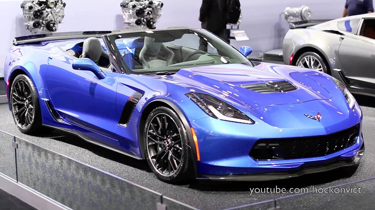 Z07 >> Chevy Corvette Z07 Coupe Convertible Youtube