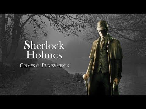 Playing Sherlock Holmes: Crimes & Punishments, part 1  