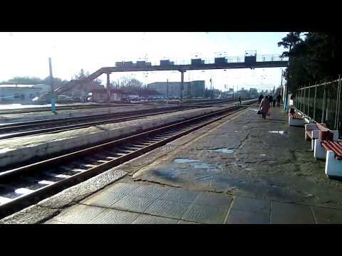 Станция Урожайная Курман