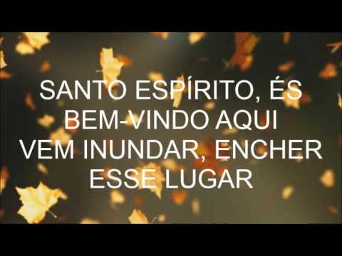 Santo Espírito Holy Spirit - Laura Souguellis playback legendado