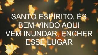 Santo Espírito (Holy Spirit) - Laura Souguellis (playback legendado)