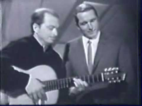 Perry Como and Luiz Bonfa - Manha de Carnaval