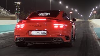 735HP Porsche 991 Turbo S PP Performance - 1/4 Mile in 9.9 Seconds!