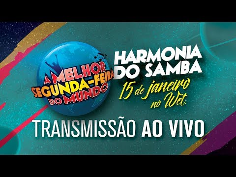 AMSM 18 - Harmonia do Samba  Transmissão Ao Vivo  15012018  part 02