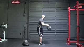 DVRT Ultimate Sandbag Fitness WODs