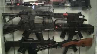 Unboxing new airsoft guns and Master Hobbies store tour part 1