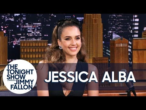 Jessica Alba reveals what drew her back to acting after decade-long hiatus