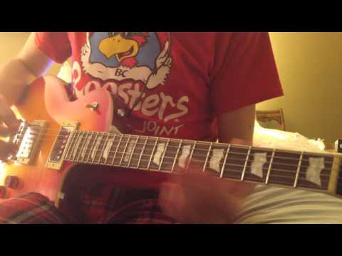 Bayside - Already Gone Guitar Cover