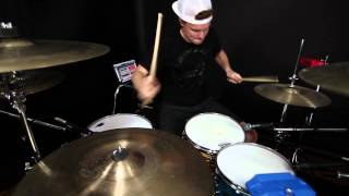 Phil J - Mumford and Sons - I will wait - Drum Remix Cover