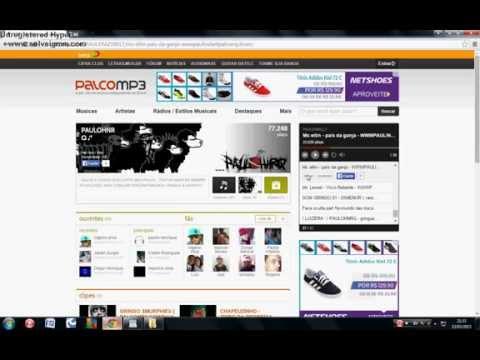 Melhor  site para baixar musicas(Palcomp3)