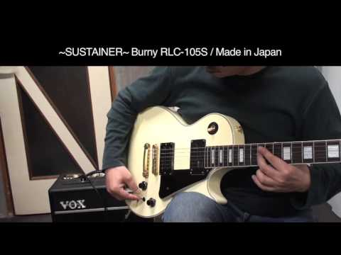 japanese les paul with sustainer