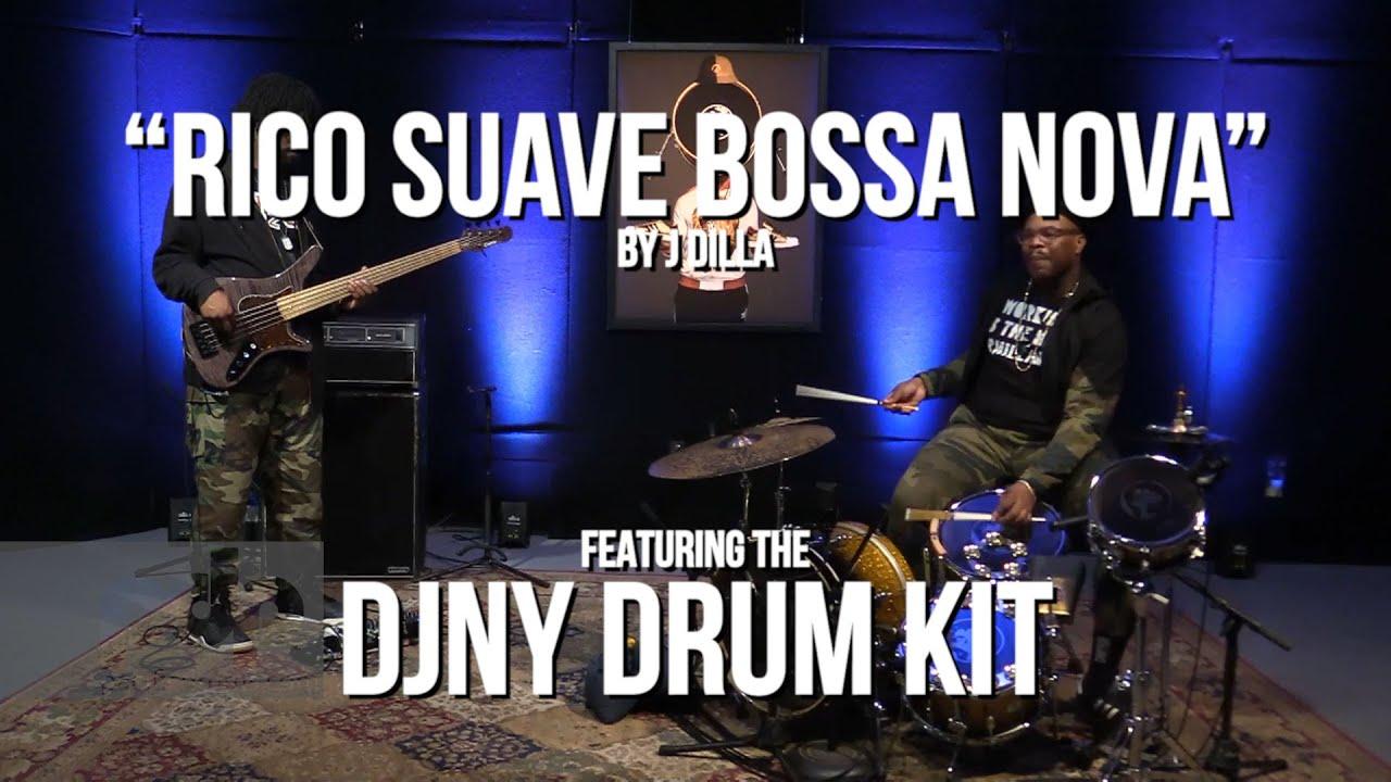BOSSA NOVA DILLA COVER DUET (Video)