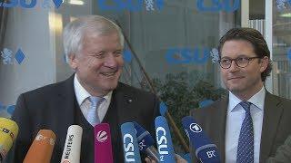 CSU-Frau als Bundesministerin wichtig? Hier Horst Seehofers Antwort