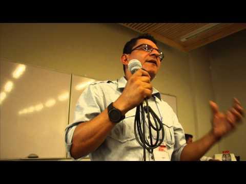 Douglas Mendoza - Historias de vida de padres Jóvenes en Managua - #masculinidades2015