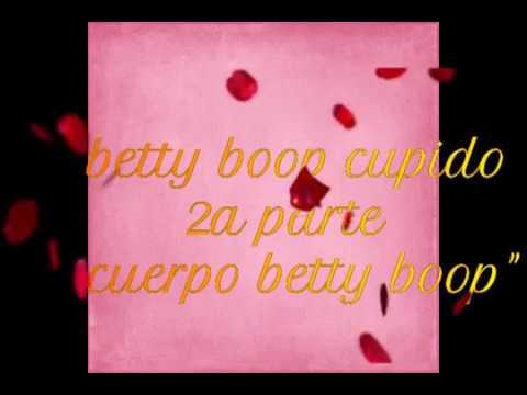 Cuerpo Betty Boop