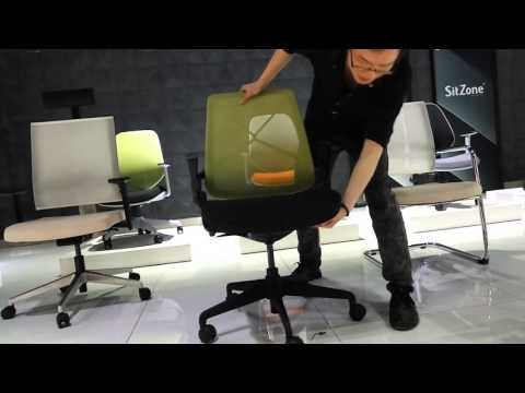 In troduction of Goodtone new good chairs,Jacky Lai