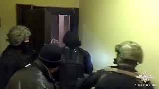 Задержаны участники организованной группы, подозреваемые в совершении разбойного нападения