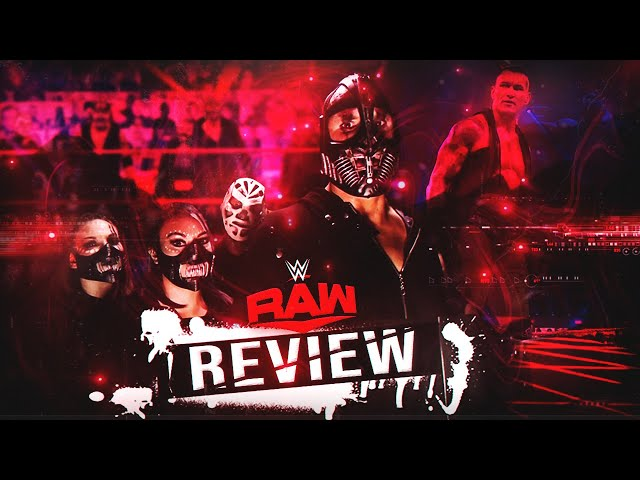 WWE RAW 21 Septiembre 2020 REVIEW | Falbak