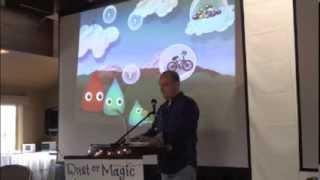 Dust or Magic - 360KID, Rosetta Stone, Lingo Letter Sounds app