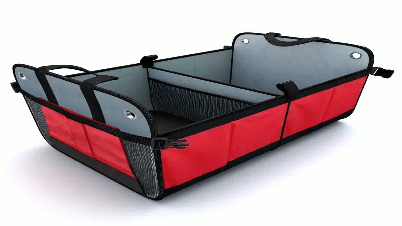 Wawacycles Premium Trunk Organizer Great Cargo Storage