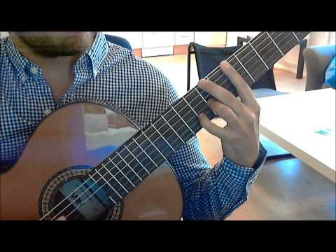 Title Theme - The Legend of Zelda: Ocarina of Time on Guitar