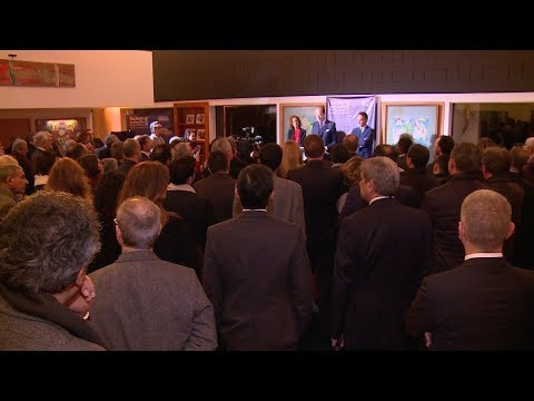 La France accompagnera l'ambition du Maroc d'être une plateforme en Afrique pour la culture et un p
