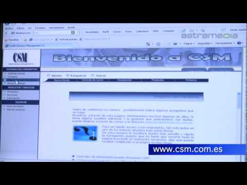 Credit Solvency Management, Madrid; Gestión Integral de Impagados: Commercials / Promotional: ...