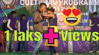 Pindhani Tar Bhangi De Bhangi De || Sambalpuri Emotional Dance 2018 || Bijepur