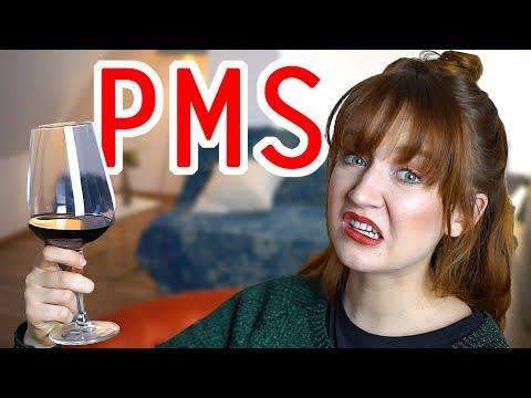 Stimmungsschwankungen, Sensibilität und Schmerzen - Das ist PMS! #MäMo #Weinnachten