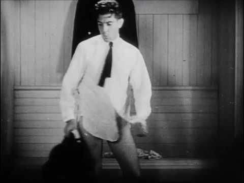 Ramon Novarro's Sock Suspenders
