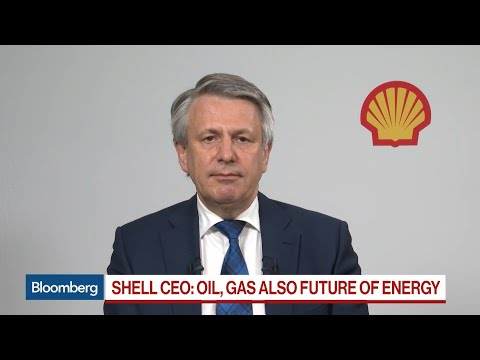 Royal Dutch Shell CEO on 2020 Commitments, Oil, Energy Trans