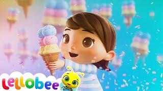 Ice Cream Song | NEW | Nursery Rhymes & Kids Songs | Baby Videos | Little Baby Bum
