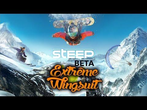Steep Wingsuit Défi Extrême (Ubisoft Annecy) Gameplay #Steepcommunity