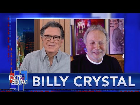 Billy Crystal Takes The Colbert Questionert