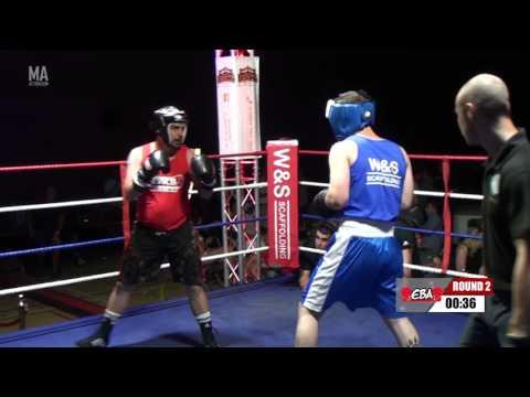 22 Matt Powell vs Ryan Cattermole