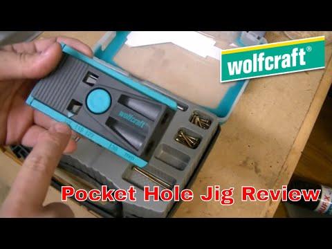 CHEAP pocket hole jig is better than Kreg? - Wolfcraft Undercover Jig