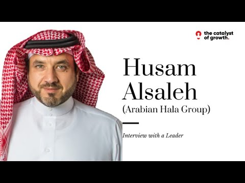 Leaders Stories: Husam Alsaleh (Arabian Hala Group, YPO Saudi & Khaleej)