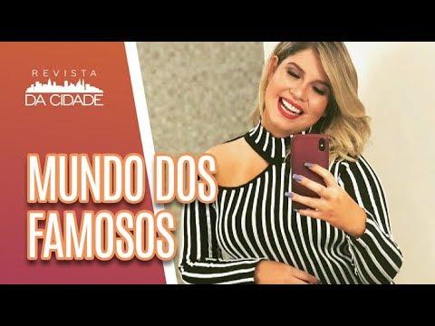 Marília Mendonça REBATE Críticas Após Emagrecimento + Pabllo Vittar  - Revista Da Cidade (01/06/18)