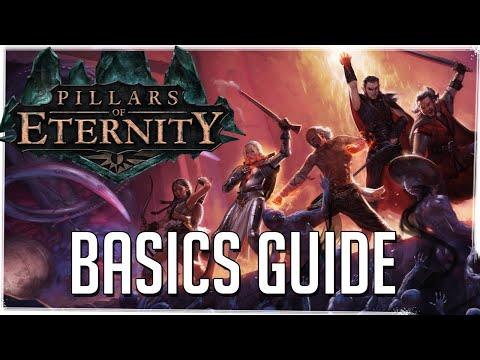 Pillars of Eternity: Basics Guide (Combat & Attributes)