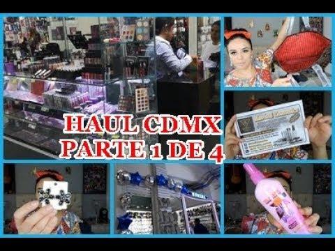 COMPRAS CDMX MAQUILLAJE ACCESORIO Y MAS//PLAZA MONEDA//PARTE 1DE 4//SARA DICE