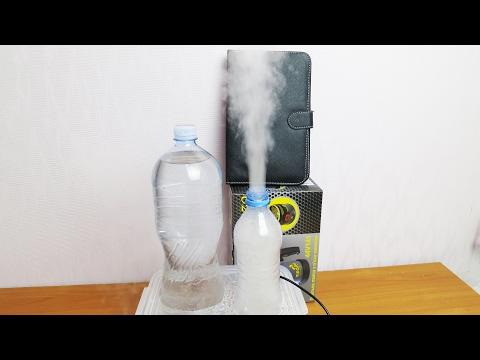 Устройство увлажнителя воздуха своими руками