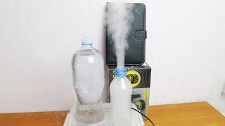 видео Самодельный увлажнитель воздуха своими руками