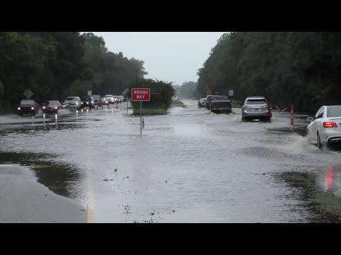 Flooding in Georgetown & Horry Counties