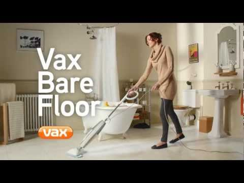 Vax Hard Floor Pro Steam Cleaner TV Ad  August 2012  YouTube