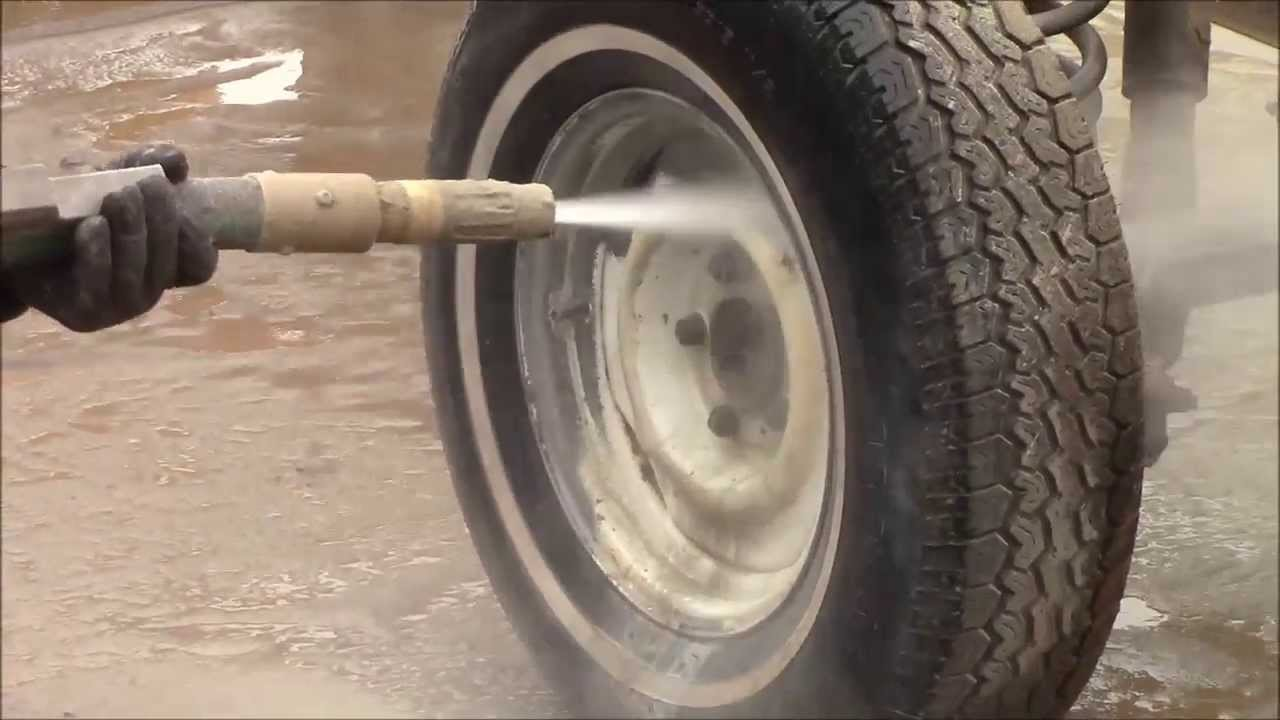 Best Way To Remove Rust From Steel Car Wheels