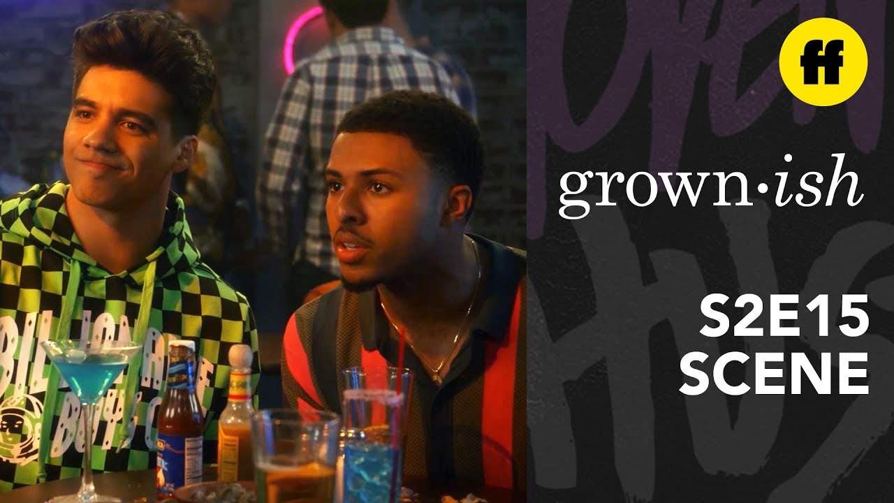 Grownish Season 2 Episode 15 Doug and Vivek