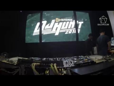 Backroom DINEROS DJ HUNT PROFESSIONAL DJ BATTLE